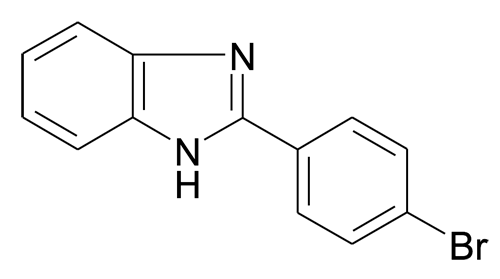 2-(4-Bromo-phenyl)-1H-benzoimidazole