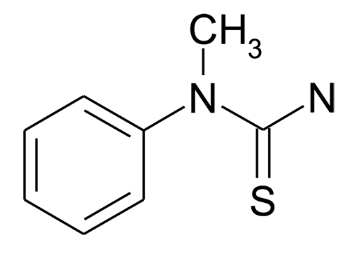 4104-75-0 | MFCD00086629 | 1-Methyl-1-phenyl-thiourea | acints