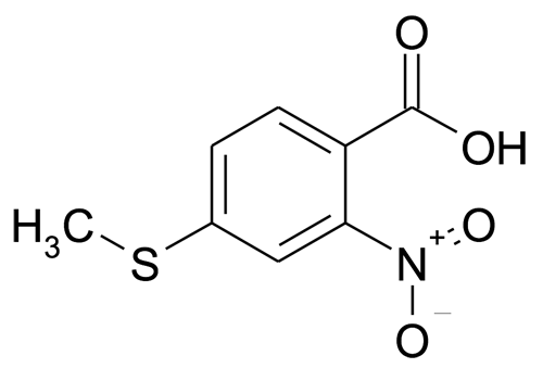 4-Methylsulfanyl-2-nitro-benzoic acid