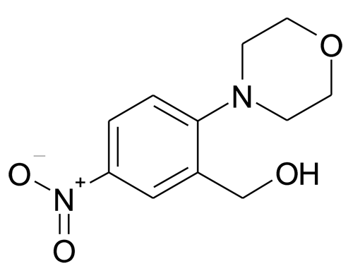 (2-Morpholin-4-yl-5-nitro-phenyl)-methanol