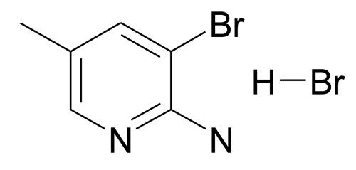 3-Bromo-5-methyl-pyridin-2-ylamine; hydrobromide