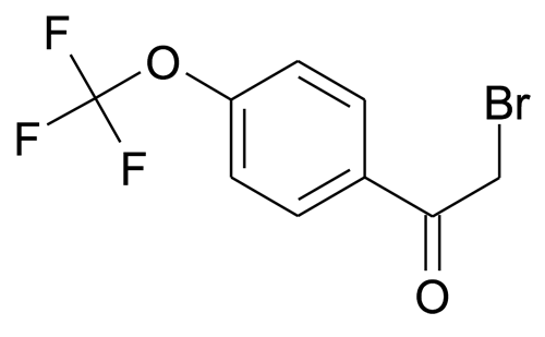 2-Bromo-1-(4-trifluoromethoxy-phenyl)-ethanone