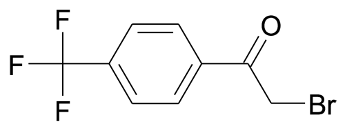 2-Bromo-1-(4-trifluoromethyl-phenyl)-ethanone