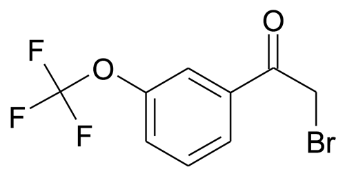 2-Bromo-1-(3-trifluoromethoxy-phenyl)-ethanone