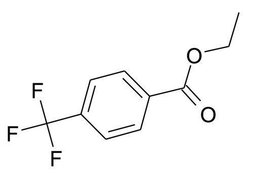 583-02-8 | MFCD00013563 | 4-Trifluoromethyl-benzoic acid ethyl ester | acints