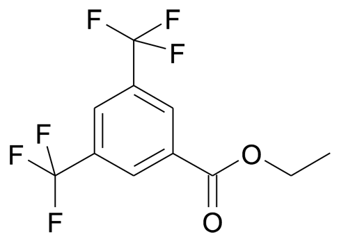 96617-71-9 | MFCD01320684 | 3,5-Bis-trifluoromethyl-benzoic acid ethyl ester | acints