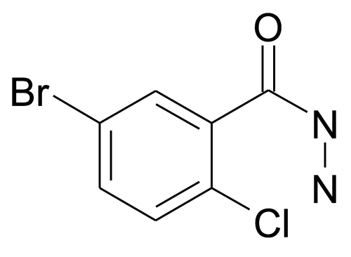 131634-71-4 | MFCD00051528 | 5-Bromo-2-chloro-benzoic acid hydrazide | acints