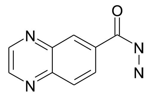 Quinoxaline-6-carboxylic acid hydrazide