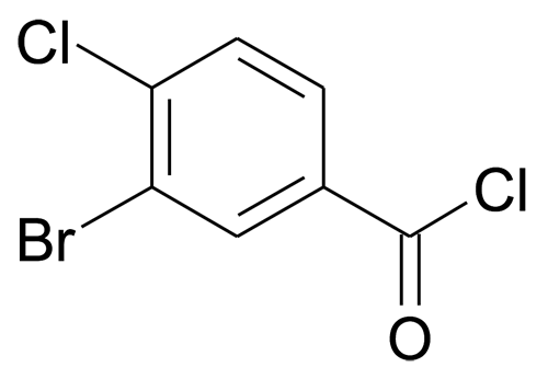 3-Bromo-4-chloro-benzoyl chloride