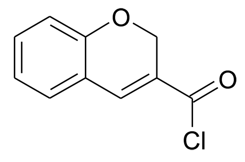 2H-Chromene-3-carbonyl chloride