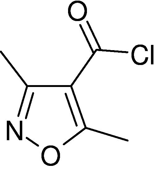 31301-45-8 | MFCD00052555 | 3,5-Dimethyl-isoxazole-4-carbonyl chloride | acints