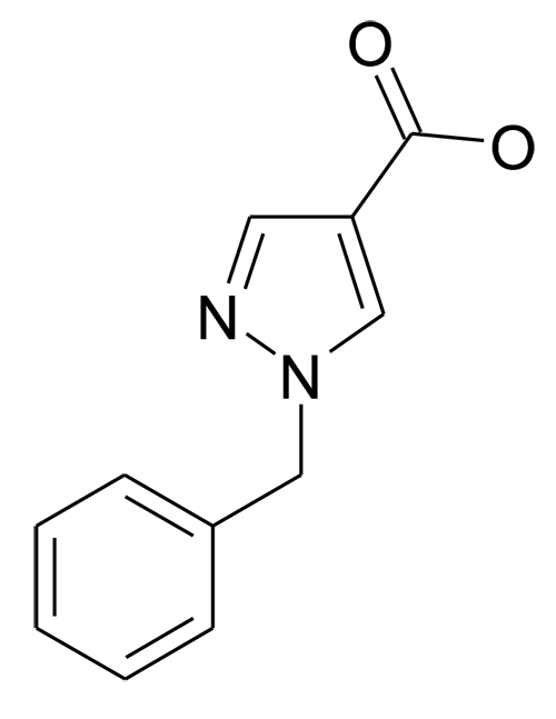1-Benzyl-1H-pyrazole-4-carboxylic acid