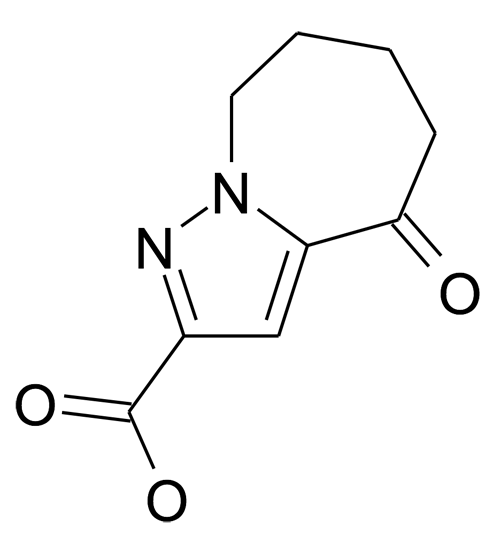 4-Oxo-5,6,7,8-tetrahydro-4H-pyrazolo[1,5-a]azepine-2-carboxylic acid