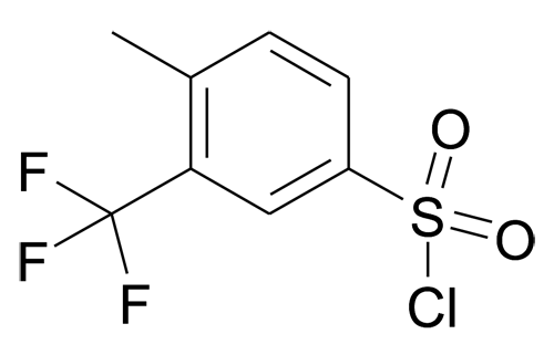 4-Methyl-3-trifluoromethyl-benzenesulfonyl chloride