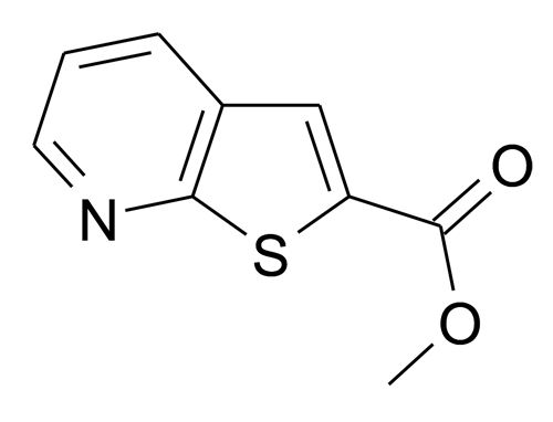 Thieno[2,3-b]pyridine-2-carboxylic acid methyl ester