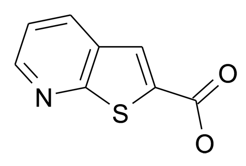 Thieno[2,3-b]pyridine-2-carboxylic acid