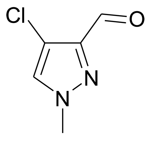 4-Chloro-1-methyl-1H-pyrazole-3-carbaldehyde