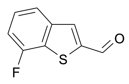 7-Fluoro-benzo[b]thiophene-2-carbaldehyde
