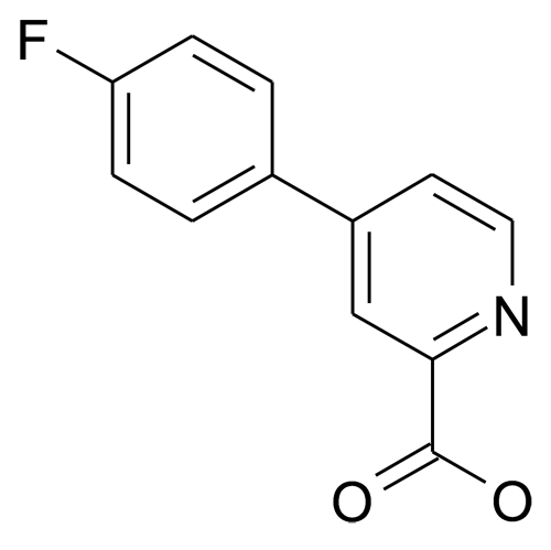 4-(4-Fluoro-phenyl)-pyridine-2-carboxylic acid