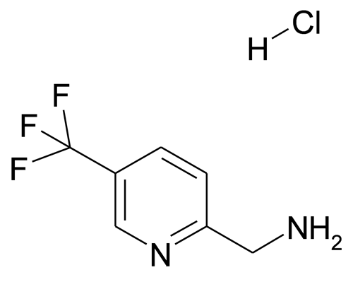 C-(5-Trifluoromethyl-pyridin-2-yl)-methylamine; hydrochloride