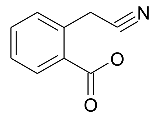 2-Cyanomethyl-benzoic acid