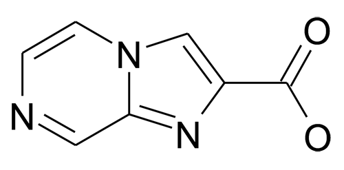 Imidazo[1,2-a]pyrazine-2-carboxylic acid