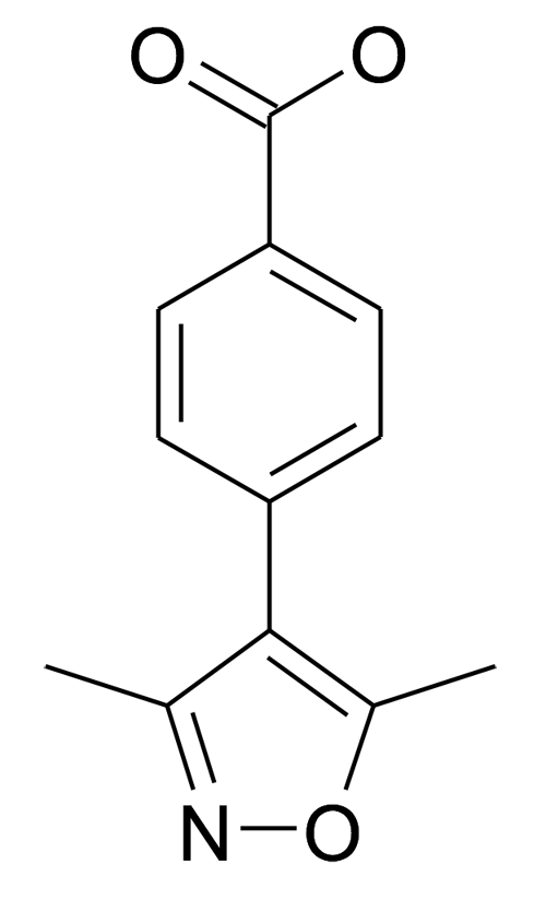 4-(3,5-Dimethyl-isoxazol-4-yl)-benzoic acid