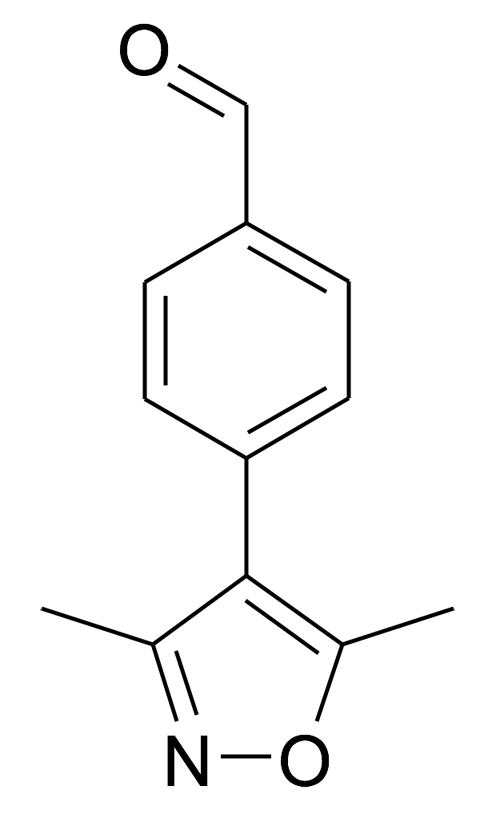 4-(3,5-Dimethyl-isoxazol-4-yl)-benzaldehyde