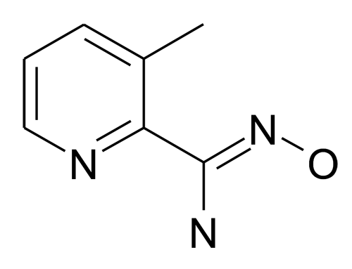 N-Hydroxy-3-methyl-pyridine-2-carboxamidine