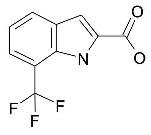 7-Trifluoromethyl-1H-indole-2-carboxylic acid