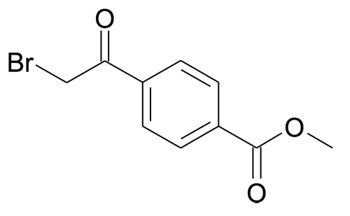 4-(2-Bromo-acetyl)-benzoic acid methyl ester