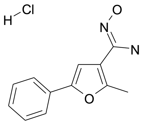 N-Hydroxy-2-methyl-5-phenyl-furan-3-carboxamidine; hydrochloride
