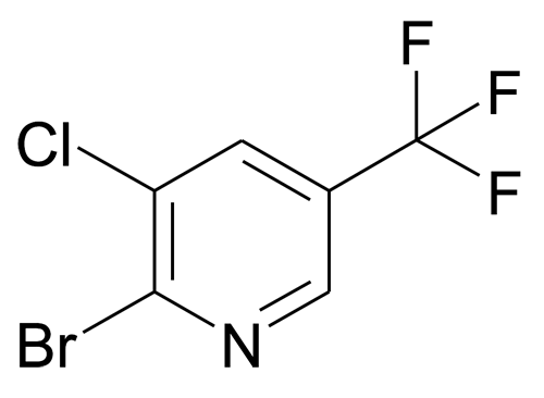 2-Bromo-3-chloro-5-trifluoromethyl-pyridine