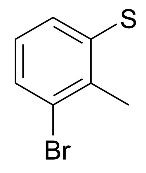 3-Bromo-2-methyl-benzenethiol