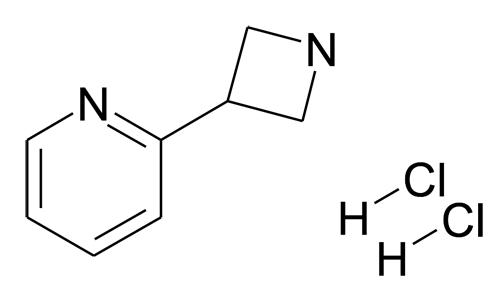 2-azetidin-3-ylpyridine dihydrochlordie