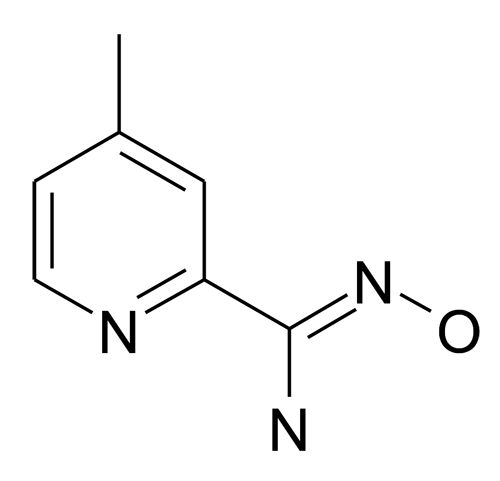 N-Hydroxy-4-methyl-pyridine-2-carboxamidine