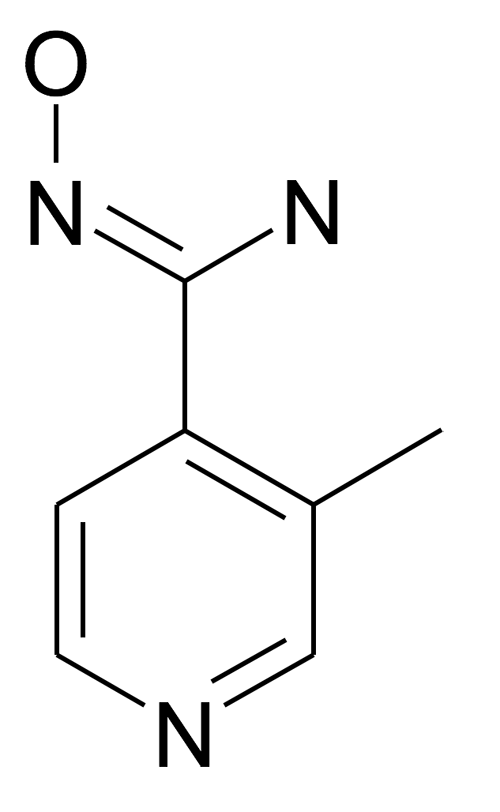 N-Hydroxy-3-methyl-isonicotinamidine