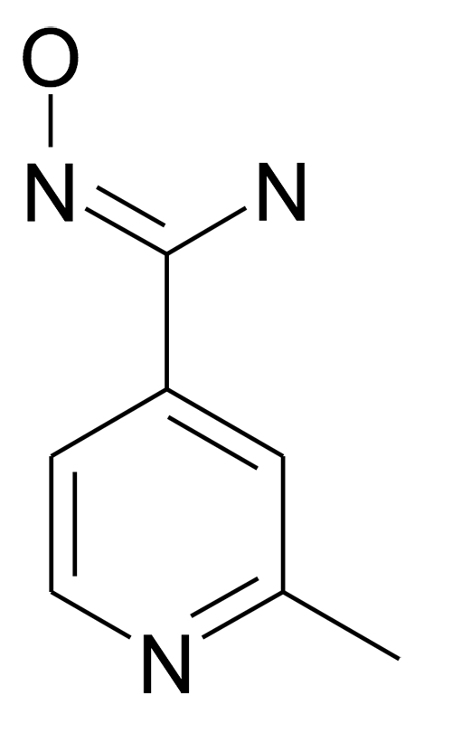 N-Hydroxy-2-methyl-isonicotinamidine