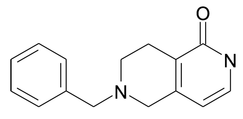 6-Benzyl-5,6,7,8-tetrahydro-2H-[2,6]naphthyridin-1-one