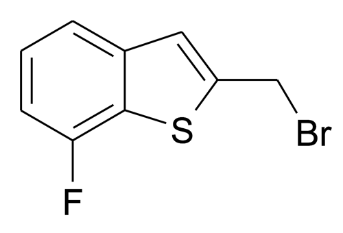 2-Bromomethyl-7-fluoro-benzo[b]thiophene