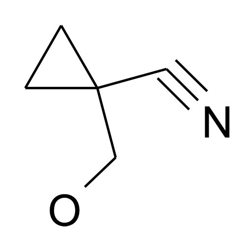 1-Hydroxymethyl-cyclopropanecarbonitrile