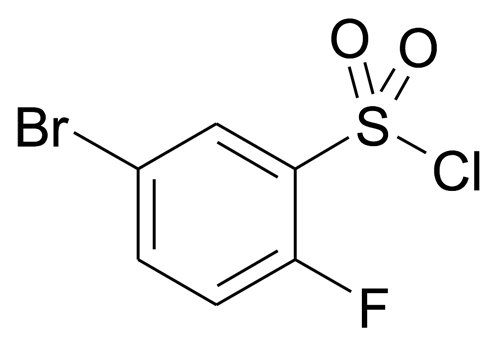 5-Bromo-2-fluoro-benzenesulfonyl chloride