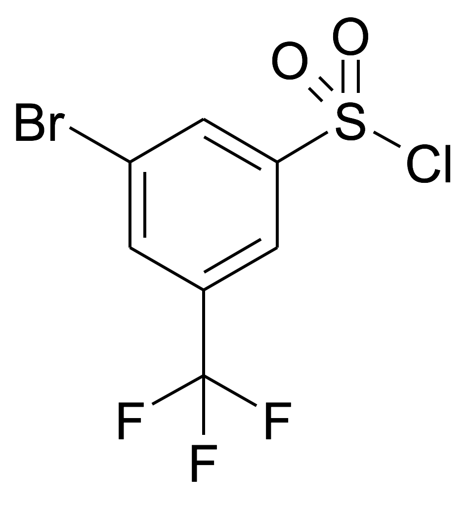 3-Bromo-5-trifluoromethyl-benzenesulfonyl chloride