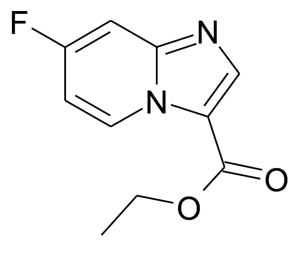 7-Fluoro-imidazo[1,2-a]pyridine-3-carboxylic acid ethyl ester