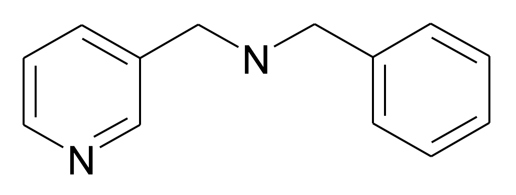 Benzyl-pyridin-3-ylmethyl-amine