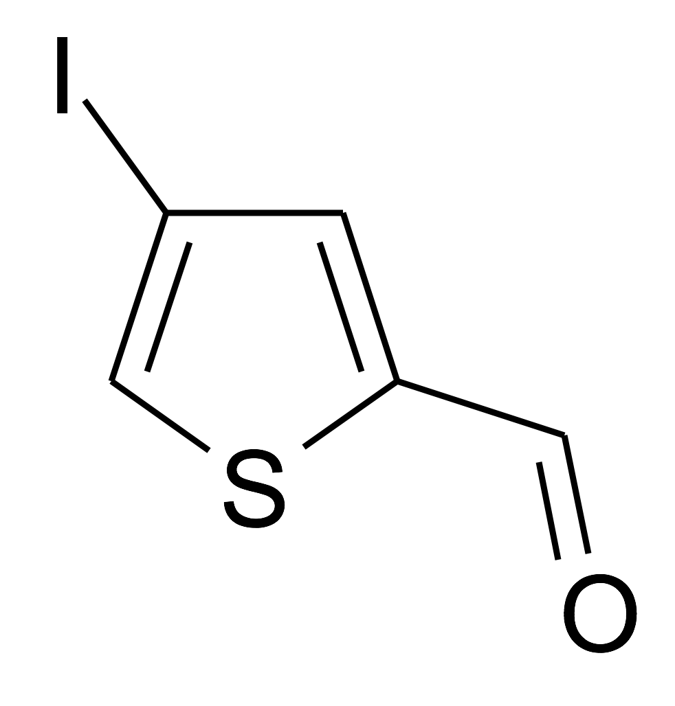 4-Iodo-thiophene-2-carbaldehyde