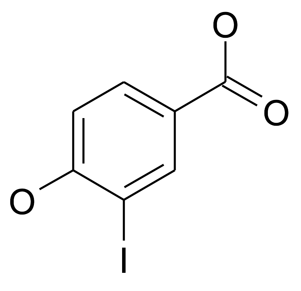 4-Hydroxy-3-iodo-benzoic acid