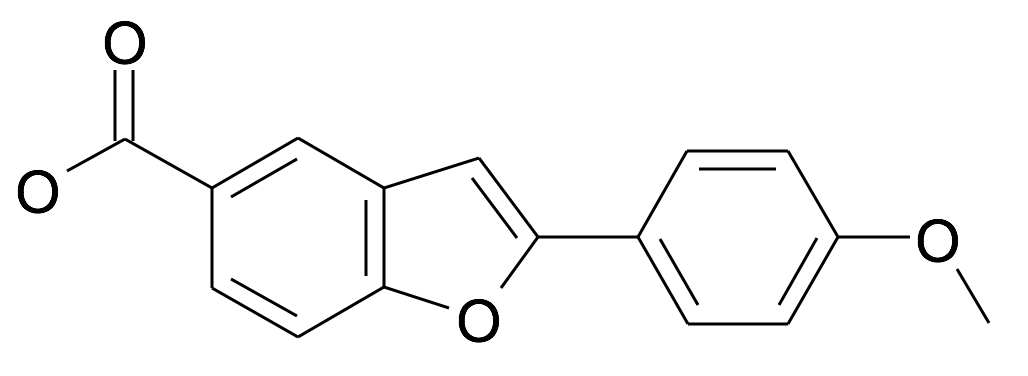 1154060-68-0 | MFCD26398008 | 2-(4-Methoxy-phenyl)-benzofuran-5-carboxylic acid | acints