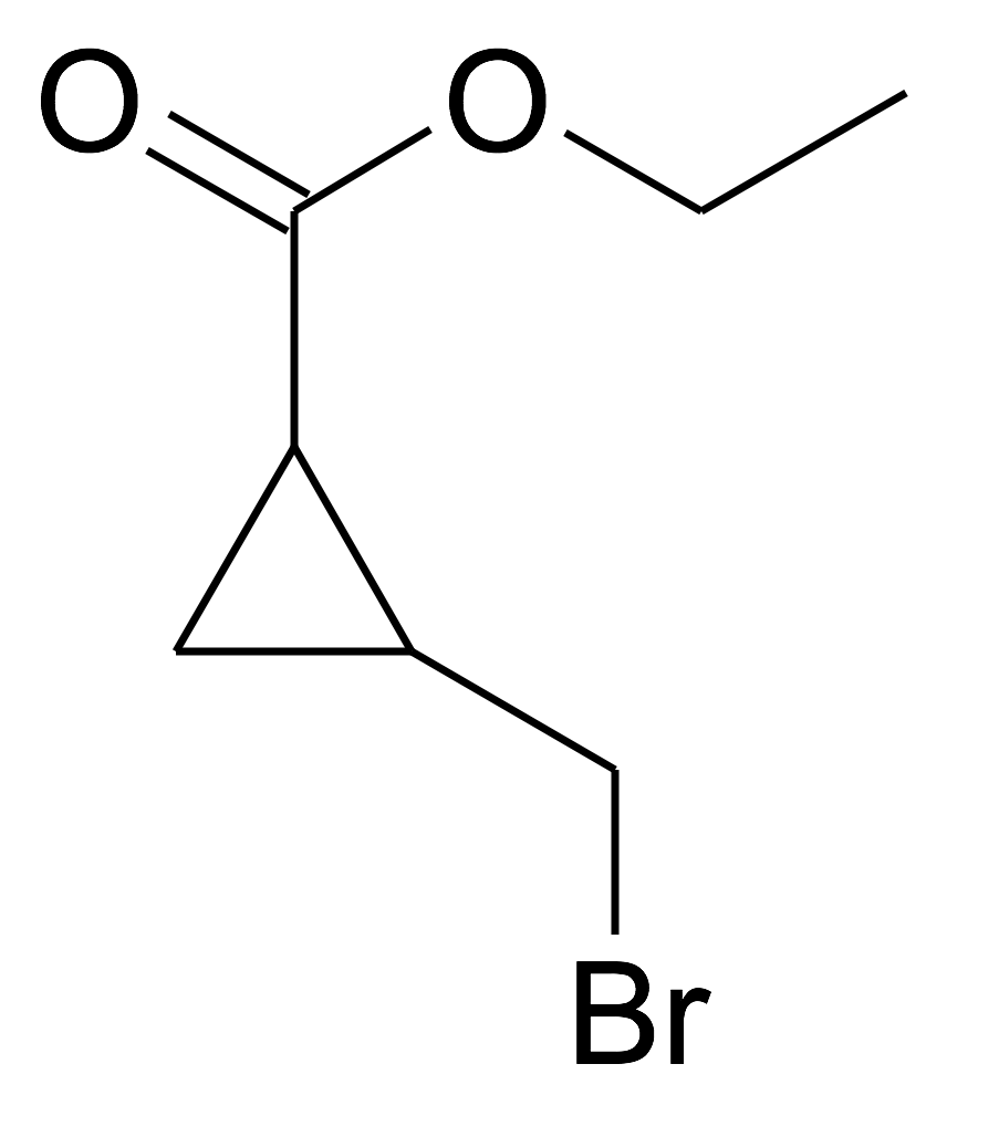 2-Bromomethyl-cyclopropanecarboxylic acid ethyl ester