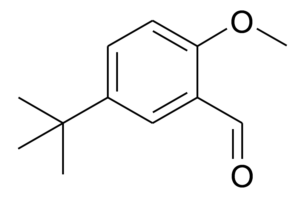 5-tert-Butyl-2-methoxy-benzaldehyde
